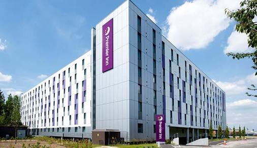 Premier Inn Heathrow Airport Terminal 4 - Hounslow - Κτίριο