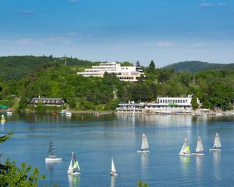 Orea Resort Santon - Brno - Rakennus