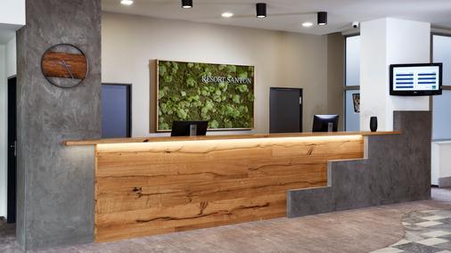 Orea Resort Santon - Brno - Lobby