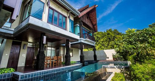 諾拉布里水療度假村 - 蘇梅島 - 建築