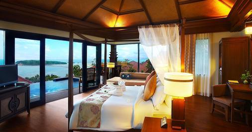 Nora Buri Resort & Spa - Ko Samui - Bedroom