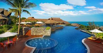 Nora Buri Resort & Spa - קו סאמוי - בריכה