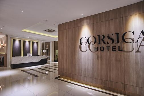 Corsica hotel - Kulai - Lobby