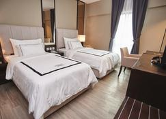 Corsica hotel - Kulai - Habitación