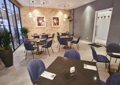 Corsica hotel - Kulai - Restaurant