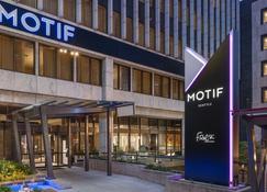 Motif Seattle - Seattle - Bangunan