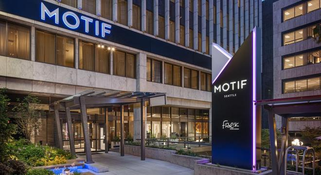Motif Seattle - Seattle - Bâtiment