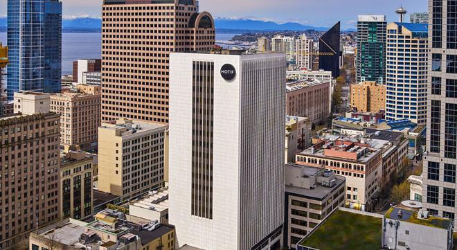 Motif Seattle - Seattle - Building