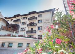 Hotel Majorka - Andalo - Rakennus
