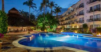 Flamingo Vallarta Hotel & Marina - Puerto Vallarta - Rakennus