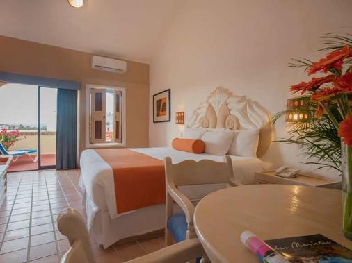 Flamingo Vallarta Hotel & Marina - Puerto Vallarta - Camera da letto