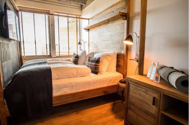 瑪農勒斯套房古斯米登酒店 - 哥本哈根 - 臥室