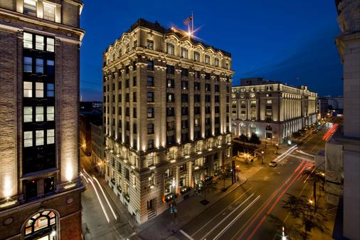 Hotel St. Paul, Montreal, a Member of Design Hotels' - Montreal - Building