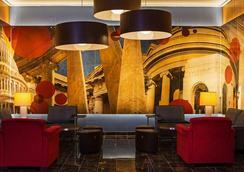 Marriott Hotel Crystal Gateway - Arlington - Lounge
