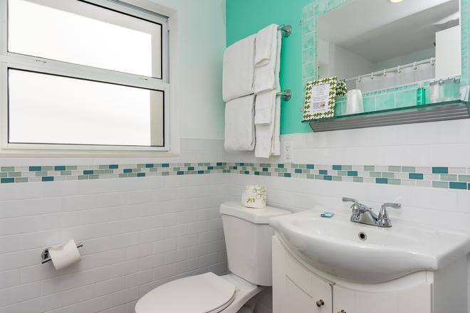Nobleton Hotel - Fort Lauderdale - Bathroom