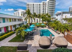 Nobleton Hotel - Fort Lauderdale - Gebouw