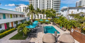 Nobleton Hotel - Fort Lauderdale - Edificio