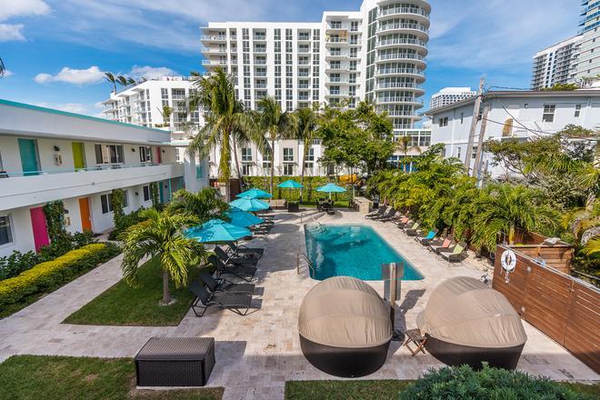 Nobleton Hotel - Fort Lauderdale - Building
