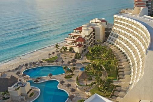 Grand Park Royal Cancún Caribe - Cancún - Edificio