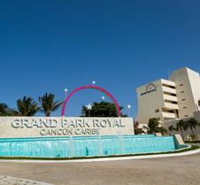 Grand Park Royal Luxury Resort Cancun