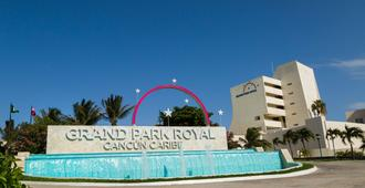Grand Park Royal Luxury Resort Cancun - Cancún - Edificio