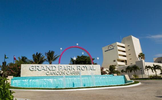Park Royal Cancun >> Grand Park Royal Cancun Caribe 180 6 1 0 Cancun Hotel