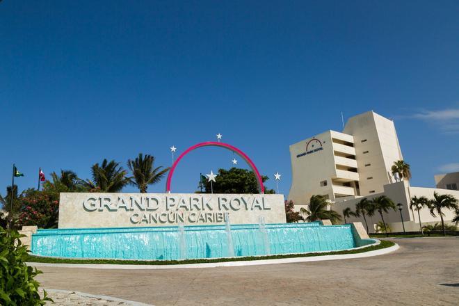 Grand Park Royal Cancún - Κανκούν - Κτίριο