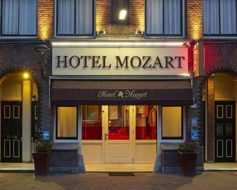 Hotel Mozart - Amsterdam - Building