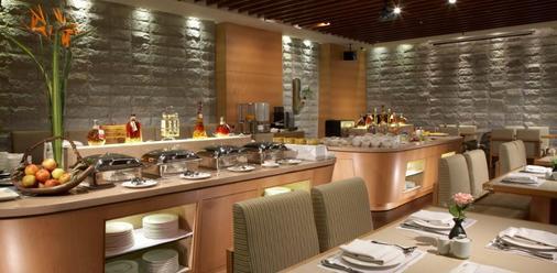 台北柔美精品商旅 - 台北 - 自助餐