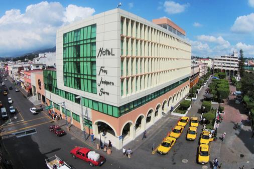 Hotel Fray Junípero Serra - Tepic - Building