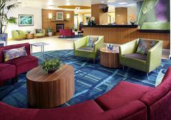 休斯敦醫療中心/NRG 公園春丘套房酒店 - 休士頓 - 休士頓 - 大廳