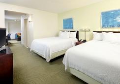 休斯敦醫療中心/NRG 公園春丘套房酒店 - 休士頓 - 休士頓 - 臥室