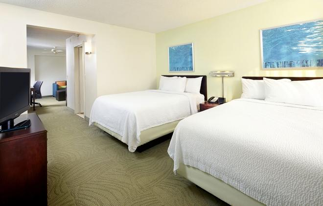Springhill Suites By Marriott Houston Medical Center/Nrg Park - Houston - Phòng ngủ