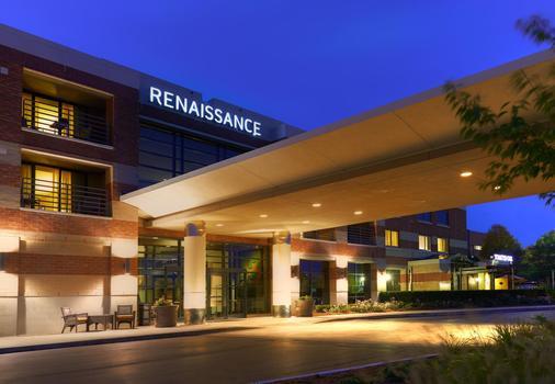 The Baronette Renaissance Detroit-Novi Hotel - Novi - Building