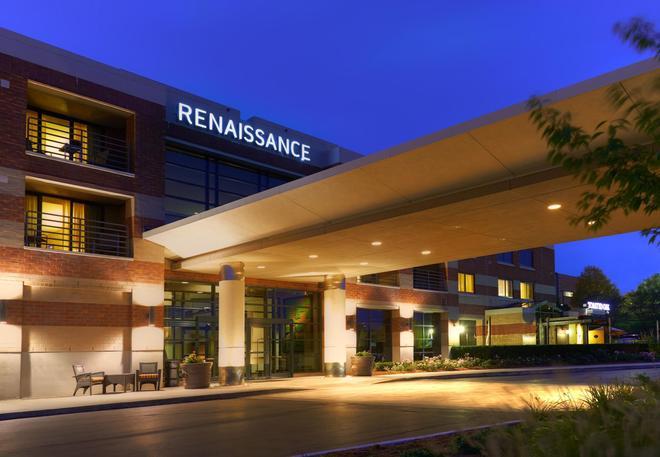 The Baronette Renaissance Detroit-Novi Hotel - Novi - Rakennus