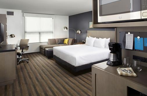 Hyatt House Denver/Lakewood at Belmar - Lakewood - Schlafzimmer