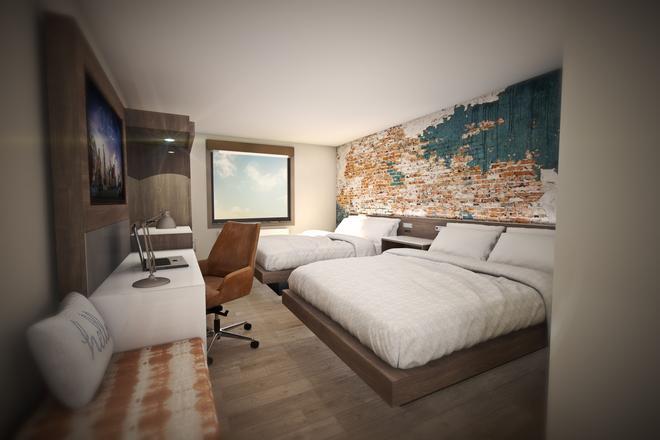 CAMBRiA hotel & suites Durham - Duke Medical Center - Durham - Bedroom