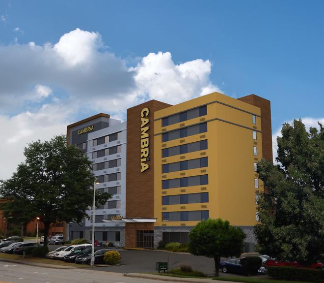 CAMBRiA hotel & suites Durham - Duke Medical Center - Durham - Building
