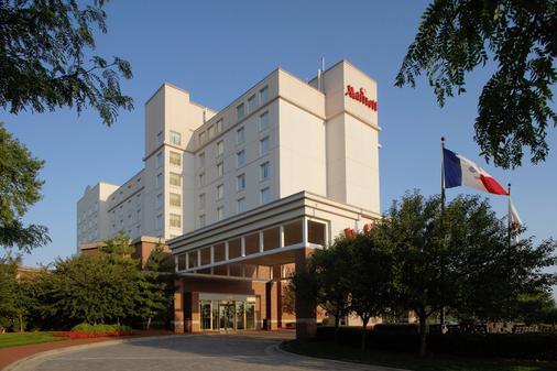 West Des Moines Marriott - West Des Moines - Building