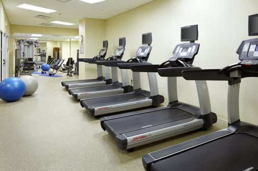 West Des Moines Marriott - West Des Moines - Gym