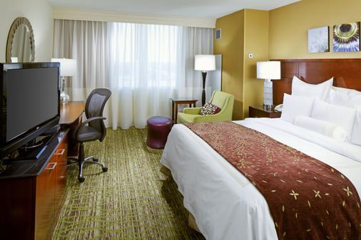 West Des Moines Marriott - West Des Moines - Bedroom
