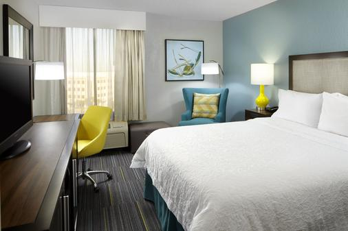 Hampton Inn Orlando Near Universal Blv/International Dr - Orlando - Bedroom