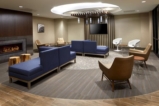 CAMBRiA hotel & suites Durham - Duke Medical Center - Durham - Lounge