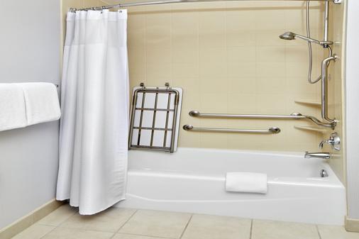 聖安東尼奧六旗利姆萬怡酒店 - 聖安東尼奥 - 聖安東尼奧 - 浴室