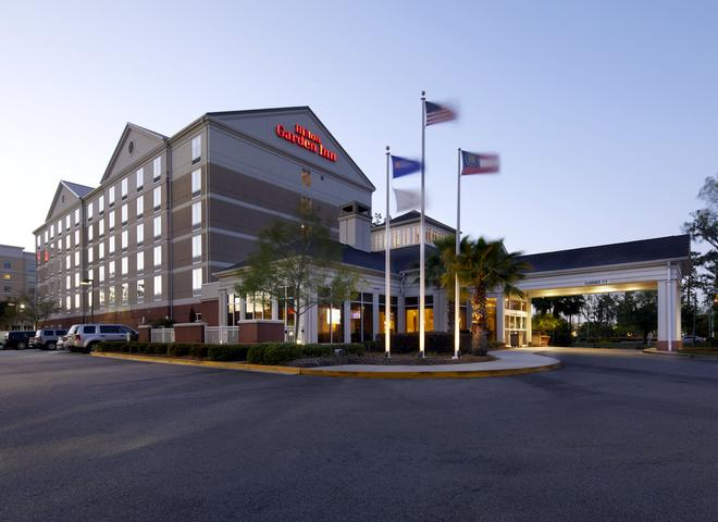 Hilton Garden Inn Savannah Midtown - Savannah - Building