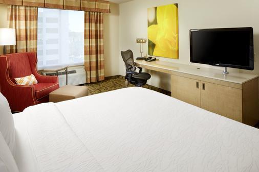 薩凡納市中心希爾頓花園酒店 - 沙凡那 - 薩凡納 - 臥室