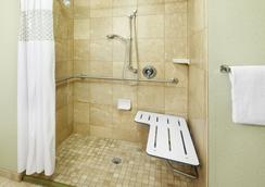 Hampton Inn & Suites Savannah/Midtown, GA - Savannah - Μπάνιο