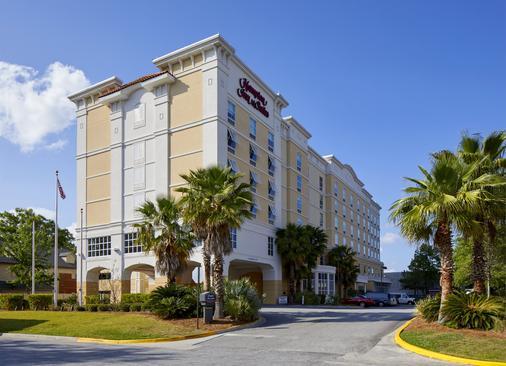 Hampton Inn & Suites Savannah/Midtown, GA - Savannah - Toà nhà