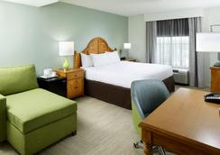 Hampton Inn & Suites Savannah/Midtown, GA - Savannah - Bedroom