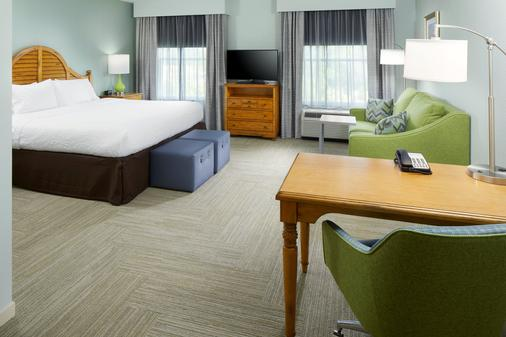 Hampton Inn & Suites Savannah/Midtown, GA - Savannah - Bedroom